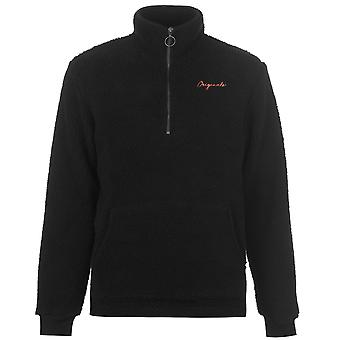 Jack and Jones Mens originelen Thorpe hoge hals trui Full Zip trui Pullover