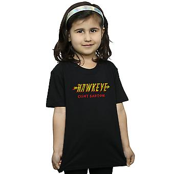 Bewundern Sie Mädchen Hawkeye AKA Clint Barton T-Shirt