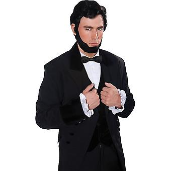 Lincoln Wig Beard Set For Adults