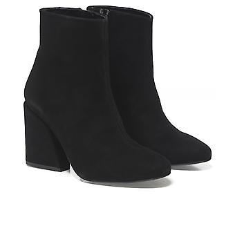 Kendall and Kylie Shoes Suede Nova Ankle Boots