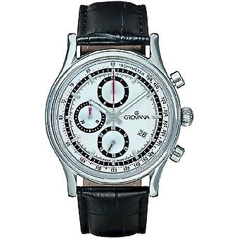 Grovana horloges mens watch van specialiteiten chronograaf 1730.9532