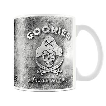 The Goonies Never Say Die Mug