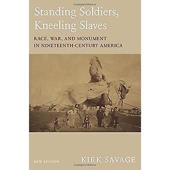 Standing Soldiers - Kneeling Slaves - Race - War - and Monument in Nin