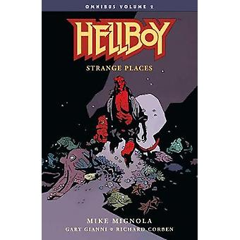 Hellboy Omnibus Volume 2 - Strange Places by Hellboy Omnibus Volume 2 -