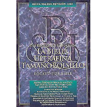 Pocket-Size Bible-RV 1960 by Broadman & Holman Publishers - 978155819