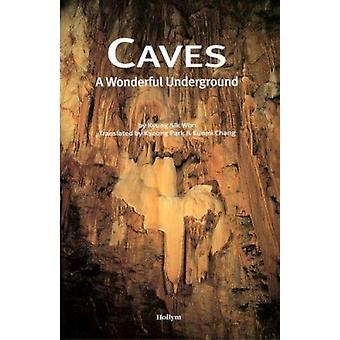 Caves - A Wonderful Underground by Kyungsik Woo - 9781565912212 Book