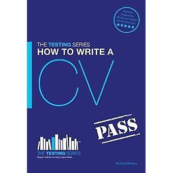 How to Write a CV by Richard McMunn - 9781909229976 Book