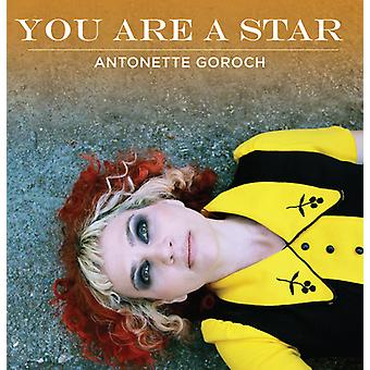 Antonette Goroch - jesteś, import USA Star [CD]