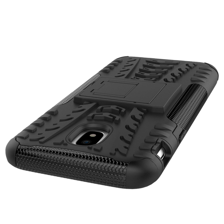 iCoverCase | Samsung Galaxy J5 2017 | Stöttåligt Hybrid Skal