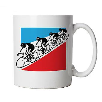 Le Tour De France, Mug - Cycling Cup Gift