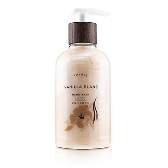 Thymes Vanilla Blanc Hand Wash 240ml/8.25oz