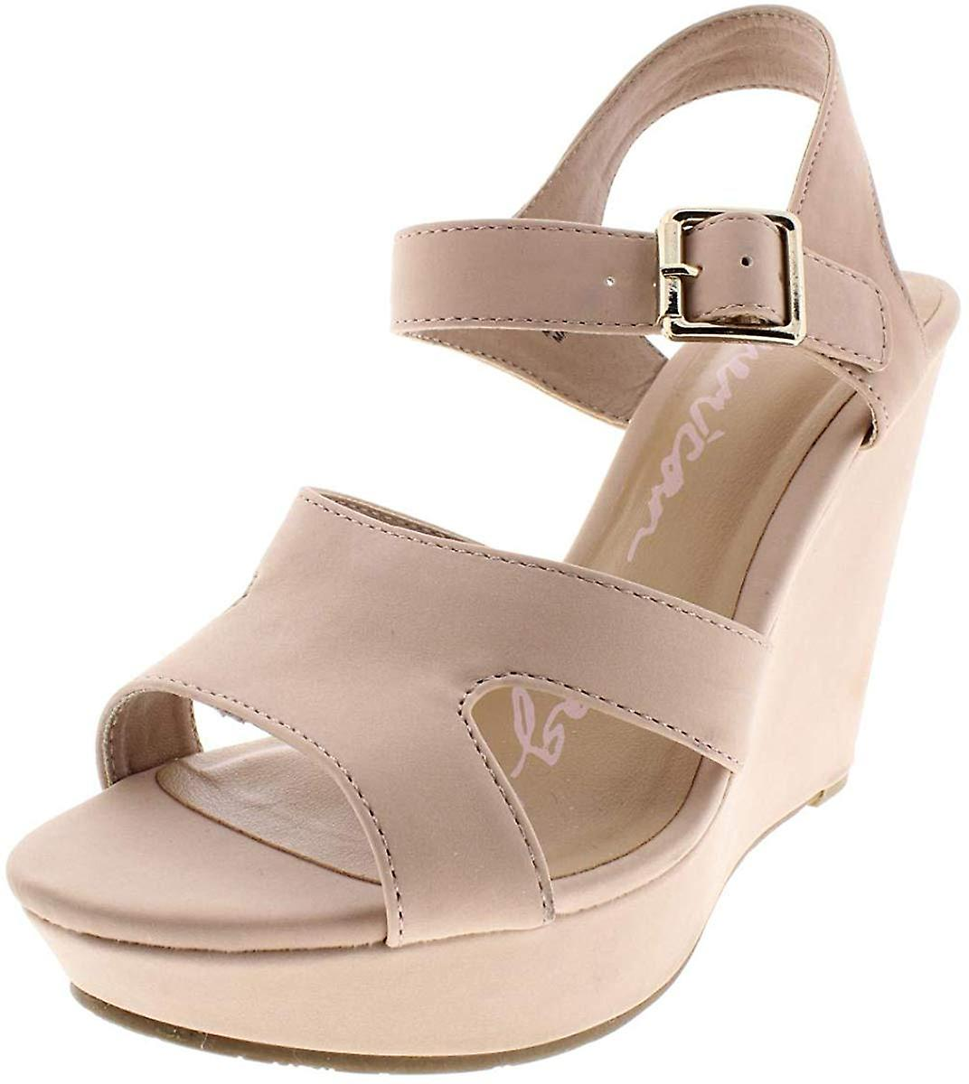 American Rag Womens ARChellep Open Toe Casual Ankle Strap Sandals