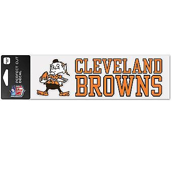 Wincraft Adesivo 8x25cm - NFL Cleveland Browns
