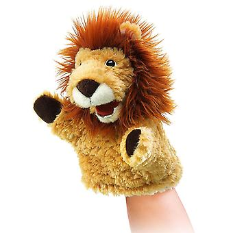 Hand Puppet - Folkmanis - Little Lion New Animals Soft Doll Plush Toys 2930