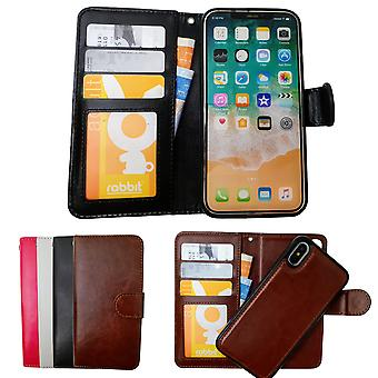 Iphone Xs Max-leather case/cover