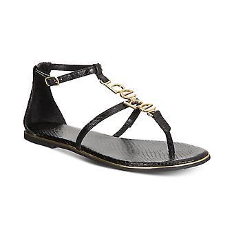 Bebe Womens Pamelaa Open Toe Casual Strappy Sandals