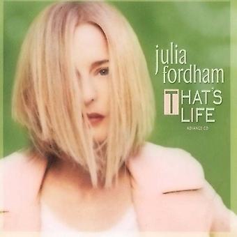 Julia Fordham - That's Life [CD] USA import
