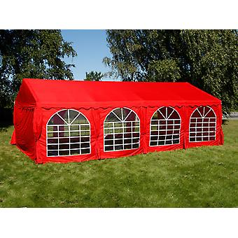 Partytent UNICO 5x8m, Rood