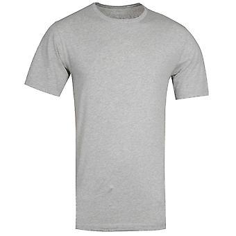 Albam Classic harmaameleerattu T-paita