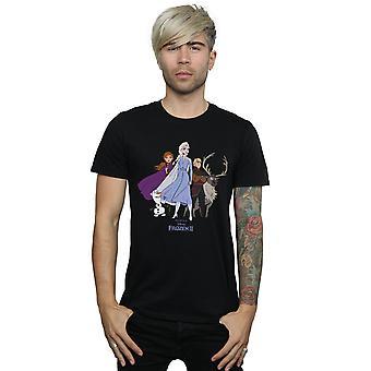 Disney mænd ' s frosne 2-gruppe T-shirt