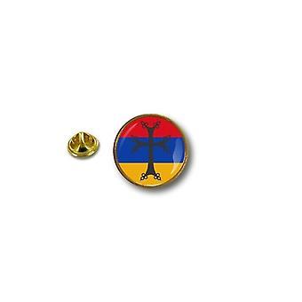 باين بينس دبوس شارة دبوس أبوس؛ ق المعادن Broche العلم Armenie Armenie الأرمنية