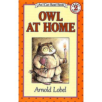 Owl at Home by Arnold Lobel - 9780881037807 Book