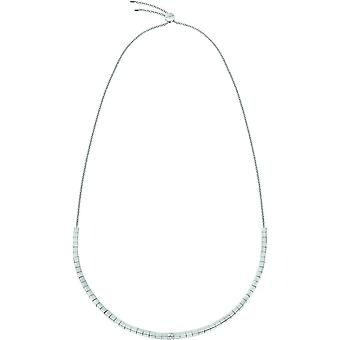 Calvin Klein KJ9MMN040100 Silver Tone Tune Necklace