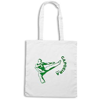 White shopper bag wtc1107 capoeira