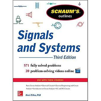 Schaums Outline of Signals and Systems by Hwei Hsu