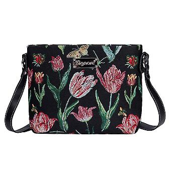 Marrel ' s Tulip Black Cross Body bag av signare billedvev/xb02-jmtbk