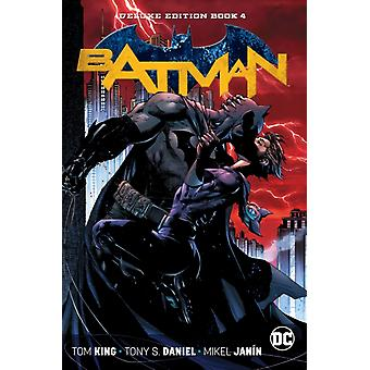 Batman The Rebirth Deluxe Edition Book 4 by Tom King