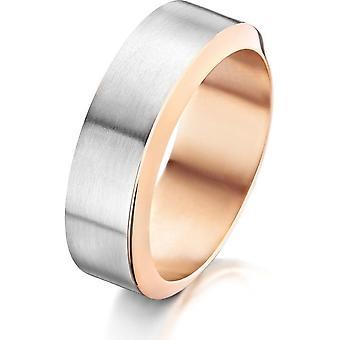 Jacob Jensen - Ring - Women - 43104-66SR - Edge - 66