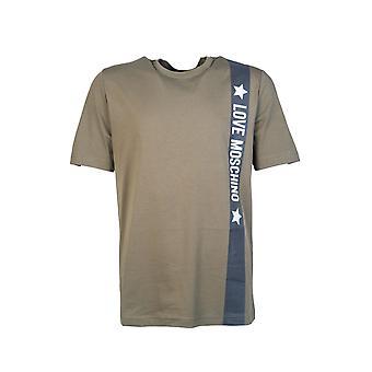 Moschino T Shirt Liebe Moschino Print M4732 4k M3876