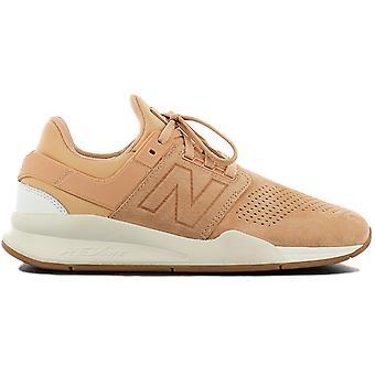 New Balance Lifestyle MS247GP Herren Schuhe Braun Sneaker Sportschuhe
