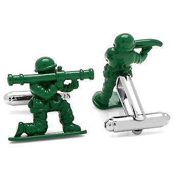 Toy Soldier Cufflinks
