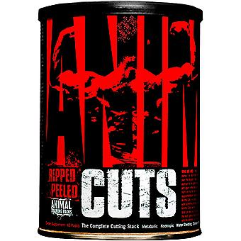 Universal Nutrition Animal Cuts Suplement diety - 42 Opakowania