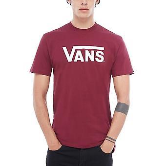 Vans Classic Tshirt v00gggz28 universal all year men t-shirt