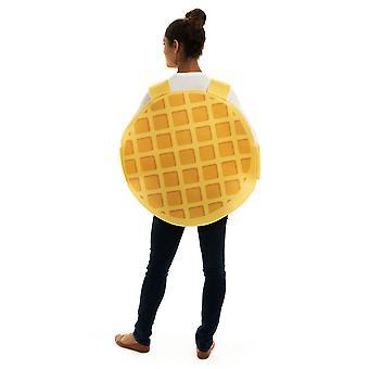Wacky Waffle Adult Costume