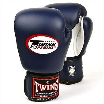 Twins special air boxing gloves - navy white