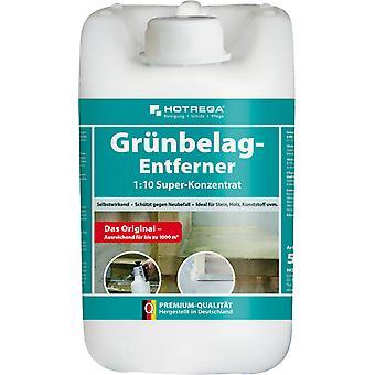 HOTREGA® Grünbelag-Entferner, 5 Liter Kanister
