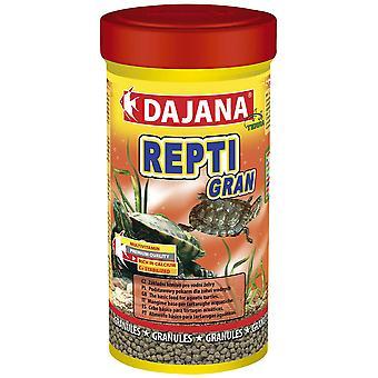 Dajana Repti Granulo 250 ml (Reptiles , Reptile Food)