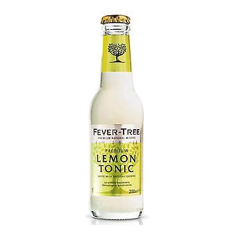 Fevertree Lemon Tonic -( 200 Ml X 24 Cans )