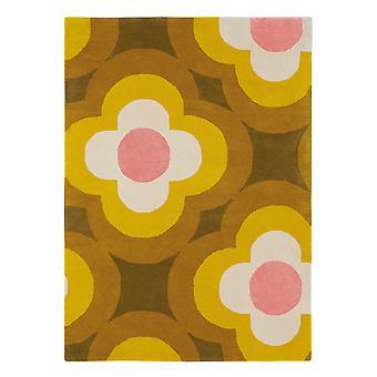 Pulse mattor 60306 i gult av Orla Kiely