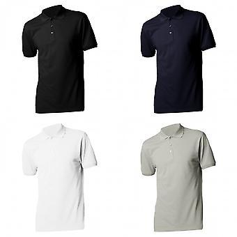 Kustom Kit Mens Short Sleeve Polo Shirt