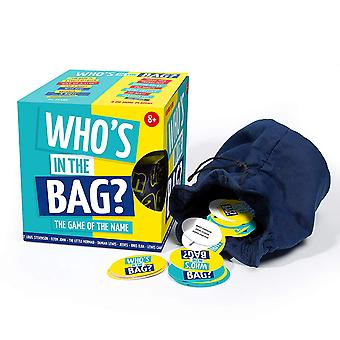 Paul Lamond 6375 Who's in the Bag Game, Multi