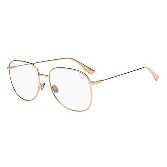 Dior Stellaire O8 DDB Gold Copper Glasses