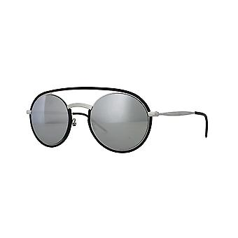Dior Homme Synthesis 01 CSA/0T Black-Palladium/Grey-Silver Mirror Sunglasses