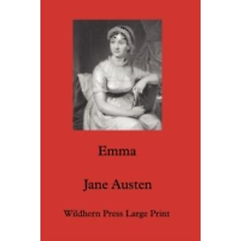 Emma. Large Print. by Austen & Jane