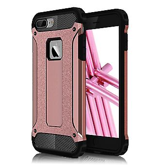 Shell for Apple iPhone 5 5s SE Hard Armor Protection Pink TPU Case