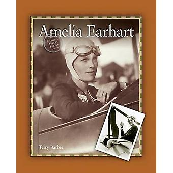Amelia Earhart by Barber & Terry